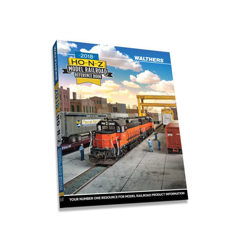 The Reference Book – Model Railroading Bible
